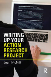 doing and writing action research jean mcniff