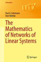 The Mathematics of Networks of Linear Systems by Paul A. Fuhrmann