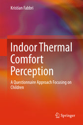Indoor Thermal Comfort Perception by Kristian Fabbri