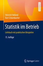 Statistik im Betrieb by Heinrich Holland
