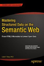 Mastering Structured Data on the Semantic Web by Leslie Sikos