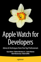 Apple Watch for Developers by Gary Riches