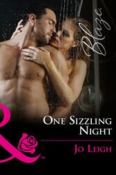 One Sizzling Night (Mills & Boon Blaze) (Three Wicked Nights, Book 2) by Jo Leigh