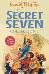 Secret Seven Collection (3 books in 1) by Enid Blyton