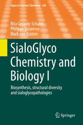 SialoGlyco Chemistry and Biology I by Rita Gerardy-Schahn