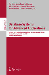 Database Systems for Advanced Applications by An Liu