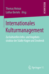 Internationales Kulturmanagement by Thomas Heinze