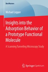 Insights into the Adsorption Behavior of a Prototype Functional Molecule by Michael Lepper