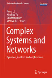 Complex Systems and  Networks by Jinhu Lü