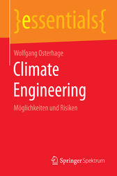 Climate Engineering by Wolfgang Osterhage