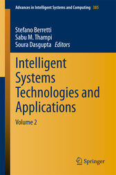 Intelligent Systems Technologies and Applications by Stefano Berretti