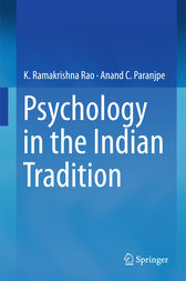 Psychology in the Indian Tradition by K. Ramakrishna Rao