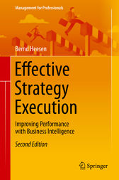 Effective Strategy Execution by Bernd Heesen