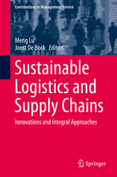 Sustainable Logistics and Supply Chains by Meng Lu