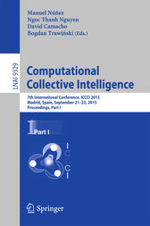 Computational Collective Intelligence by Manuel Núñez