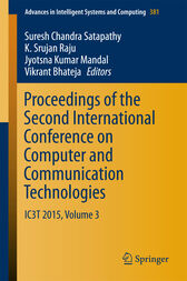 Proceedings of the Second International Conference on Computer and Communication Technologies by Suresh Chandra Satapathy