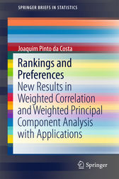 Rankings and Preferences by Joaquim Pinto da Costa