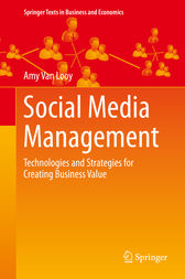 Social Media Management by Amy Van Looy