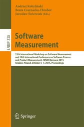Software Measurement by Andrzej Kobylinski