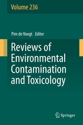 Reviews of Environmental Contamination and Toxicology Volume 236 by Pim de Voogt