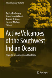 Active Volcanoes of the Southwest Indian Ocean by Patrick Bachelery