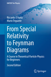 From Special Relativity to Feynman Diagrams by Riccardo D'Auria