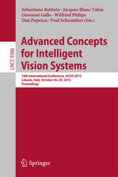 Advanced Concepts for Intelligent Vision Systems by Sebastiano Battiato