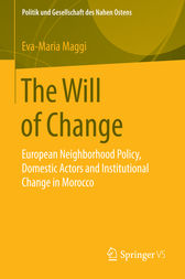 The Will of Change by Eva-Maria Maggi