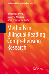 Methods in Bilingual Reading Comprehension Research by Roberto R. Heredia