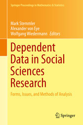 Dependent Data in Social Sciences Research by Mark Stemmler