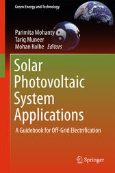 Solar Photovoltaic System Applications by Parimita Mohanty