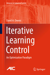 Iterative Learning Control by David H. Owens