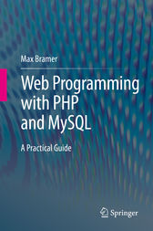 Web Programming with PHP and MySQL by Max Bramer