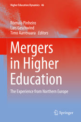 Mergers in Higher Education by Rómulo Pinheiro