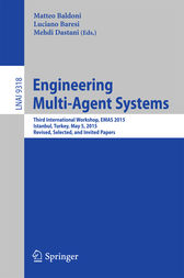 Engineering Multi-Agent Systems by Matteo Baldoni