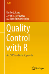 Quality Control with R by Emilio L. Cano