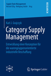 Category Supply Management