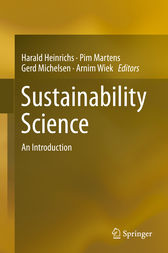 Sustainability Science by Harald Heinrichs