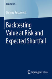 Backtesting Value at Risk and Expected Shortfall by Simona Roccioletti