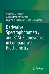 Derivative Spectrophotometry and PAM-Fluorescence in Comparative Biochemistry by Vladimir S. Saakov
