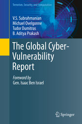 The Global Cyber-Vulnerability Report by V.S. Subrahmanian