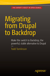 Migrating from Drupal to Backdrop by Todd Tomlinson