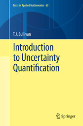 Introduction to Uncertainty Quantification by T.J. Sullivan