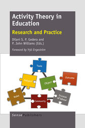 Activity Theory in Education by Dilani S. P. Gedera