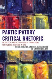 Participatory Critical Rhetoric by Michael Middleton