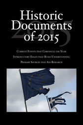Historic Documents of 2015 by Heather Kerrigan