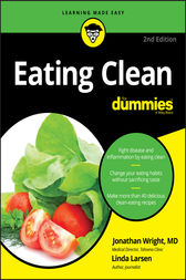 Eating Clean For Dummies by Jonathan Wright