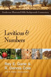 Leviticus and Numbers by Roy Gane