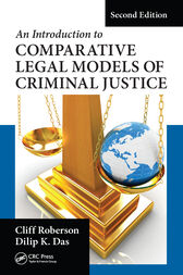 An Introduction to Comparative Legal Models of Criminal Justice, Second Edition by Cliff Roberson