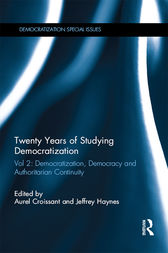 Twenty Years of Studying Democratization by Aurel Croissant
